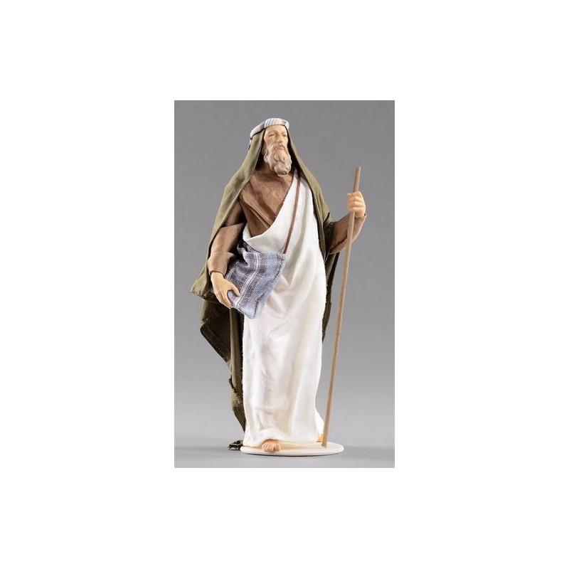 Pastore su tappeto fontanini 12 cm for Arredamento pastore