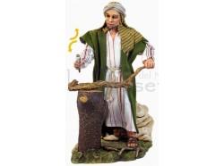Boscaiolo stile  arabo -  Presepi Pigini cm 28