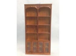 Libreria in legno  - Casa Bambole