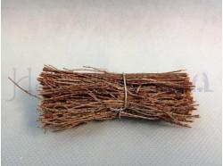Fascina di legna - altezza cm 14 circa