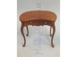 Tavolino in legno per ingresso - Casa Bambole