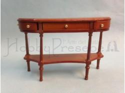 Tavolino in legno verniciato - Casa Bambole