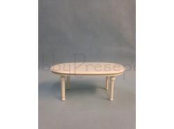 Tavolo ovale in legno  - Casa  Bambole