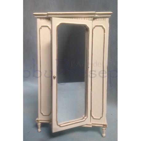 Armadio con specchio - Casa Bambole