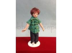 Bambola - Bambino - Casa Bambole