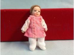 Bambola - Bimba di famiglia moderna