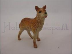 Cane in terracotta  - Melù - 12 cm