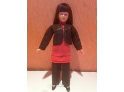 Bambola donna  - Casa Bambole
