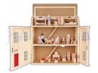 Casa  bambole - scala 1:12 - Casa bambole