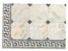 Pavimento imitazione marmo - Casa Bambole