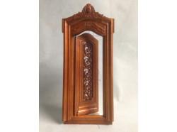 Porta apribile in legno - Casa Bambole