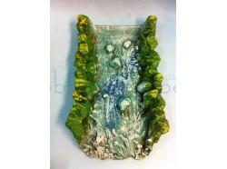 Fiume dritto - Presepi Pigini - dimensioni cm 22x13