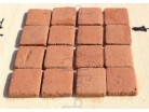 Pavimenti quadrati piccoli galestro