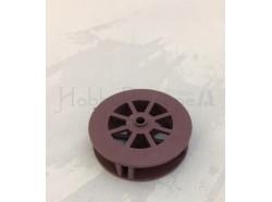 Ruota  per mulino ad acqua diametro cm. 3,5
