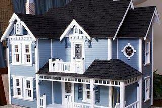 Case - case delle bambole