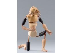 Pastore con barba - manichino da vestire - Collection Artistica - Heide 10 CM