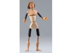 Pastorello bambino - manichino da vestire - Collection Artistica - Heide 12 CM