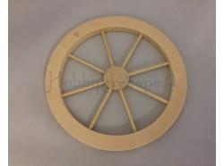 Ruota in legno - diametro cm 13,8