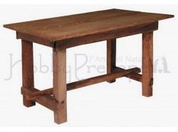 Tavolo in legno - Presepi Pigini per statue  cm. 20