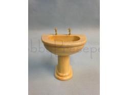 Lavandino per bagno - altezza cm 8  - Casa Bambole