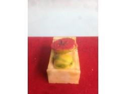 Cassetta di angurie - dimensioni: cm 3,2 x 2 x 1,5