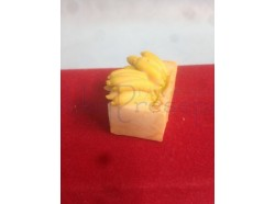 Cassetta di banane - dimensioni: cm 3,2 x 2 x 1,5