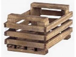 Cassetta in legno -  dimensioni: cm 7,5x5x4 h