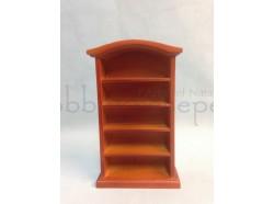 Libreria in legno Casa Bambole