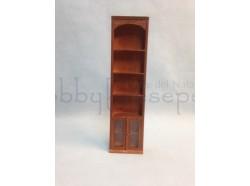 Scaffale in legno e materiale plastico - Scala 1:12 Casa Bambole