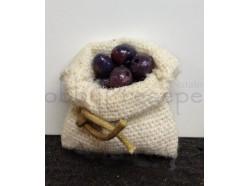 Sacco con frutta - altezza cm 2,5