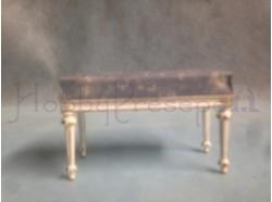 Sgabello stile Luigi XVI
