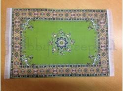 Tappeto in tessuto ricamato - cm 15x22,5
