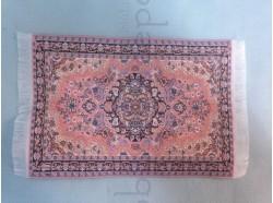 Tappeto in tessuto ricamato - cm 9,5x16
