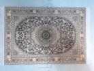 Tappeto in tessuto ricamato -  mis.31 x 20