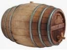 Botte in legno - altezza cm 22 - Presepi Pigini