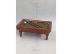 Tavolo da biliardo - Casa Bambole
