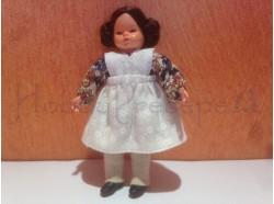 Bambola - Bambina Casa Bambole