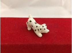 Cane in resina altezza cm. 2,5