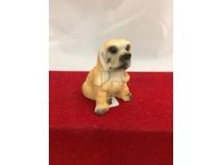 Cane in resina altezza cm. 3,5