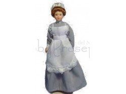 Bambola - Cameriera inglese - Casa Bambole
