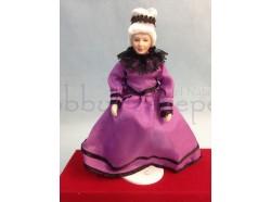 Bambola - Nonna di famiglia vittoriana