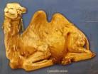 Cammello seduto - Fontanini 45 CM