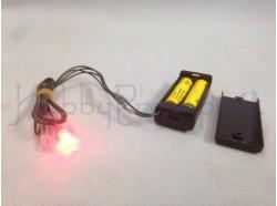 Effetto fuoco a LED