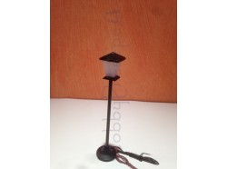 Lampione verticale - altezza cm 10