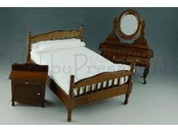 Camera da letto matrimoniale - Casa Bambole