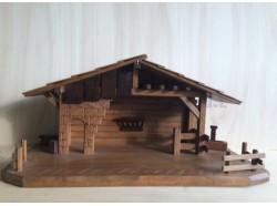 Capanna in legno cm 33x72 h 34
