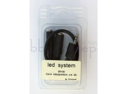 Cavo sdoppiatore CM. 20 - LED SYSTEM