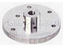 Disco in alluminio per motori e motoriduttori - Presepi Pigini