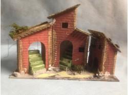 Ambientazione per villaggio - casetta
