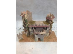 Ambientazione per villaggio - castello